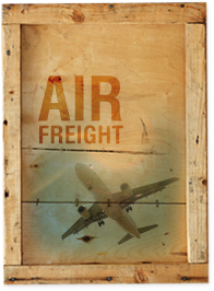 Air Freight Wooden Crates